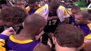 2010 NBA Finals Game 3 Mini-Movie
