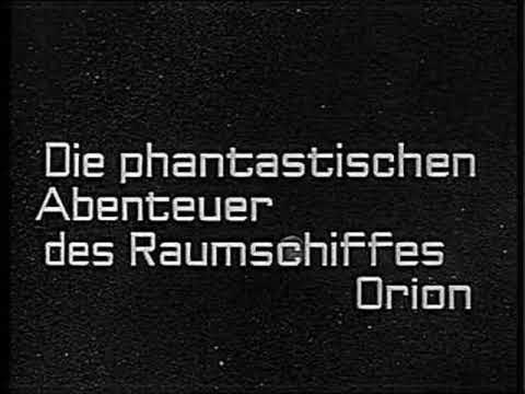 Raumpatrouille Orion Soundtrack