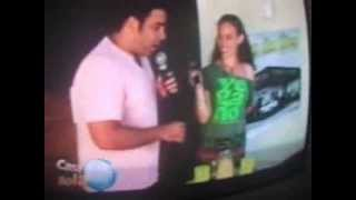 VidaVeg! no programa Bola Da Vez - Paraíba! Parte 2