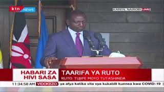 DP Ruto's Easter message to Kenyans