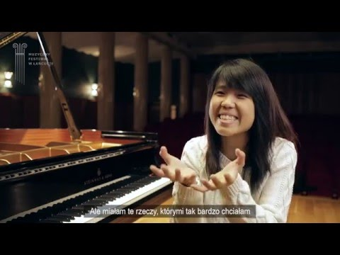 55. Muzyczny Festiwal w Łańcucie - Kate Liu o udziale w Konkursie Chopinowskim
