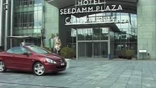 Peugeot 307 CC(Peugeot 307 CC Werbefilm Musik: Jamiroquai Einsiedeln Pfäffikon Garage Gresch Seedamm Plaza Pfäffikon einsiedeln., 2010-05-15T21:23:42.000Z)