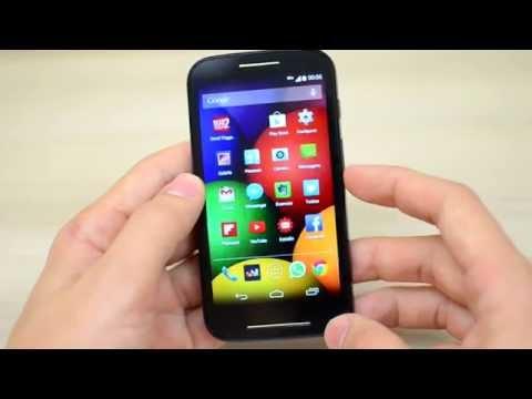 Motorola Moto E - [Análise Completa] - O melhor custo x benefício?