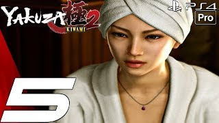 YAKUZA KIWAMI 2 - Gameplay Walkthrough Part 5 - Tojo Clan Mystery (PS4 PRO)