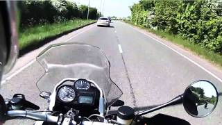 2007 BMW R1200GS First review, Motorcycle vlog