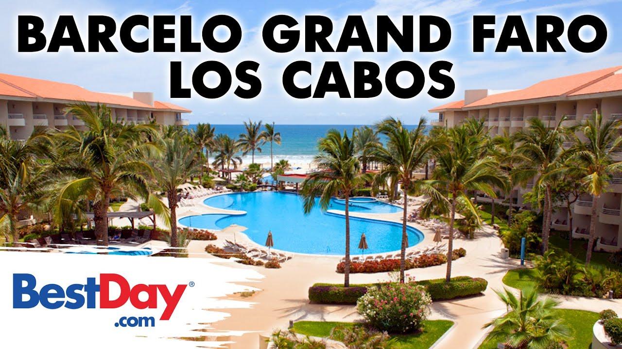 Hotel Barcelo Grand Faro Los Cabos