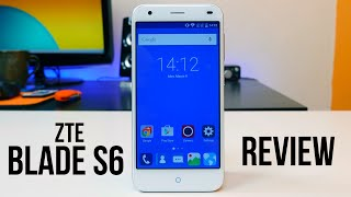 ZTE Blade S6 Review - A cheap iPhone 6 knock-off with great specs