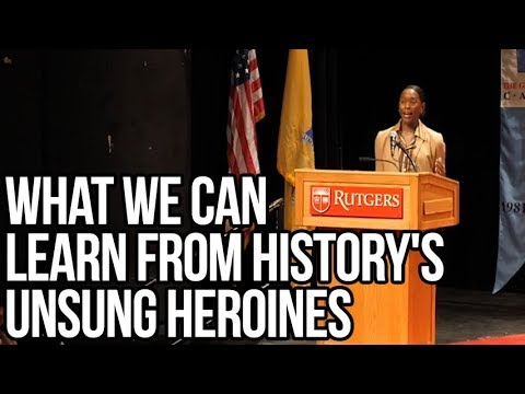 What We Can Learn From History's Unsung Heroines | Margot Lee Shetterly