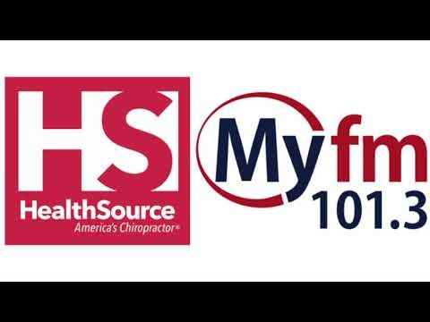 MyFM 101.3 HealthSource Interview