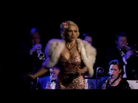 Jig In Harlem - CARLING BIG BAND- Gunhild Carling - hot jazz Swing