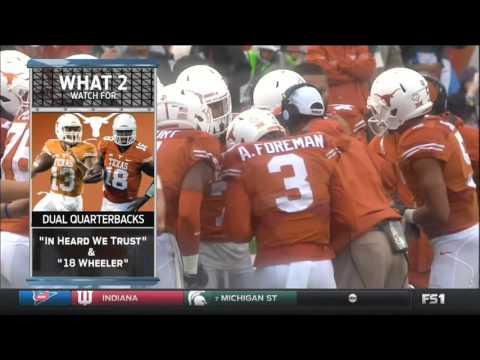 2015 - Game 7 - Texas vs. Kansas State