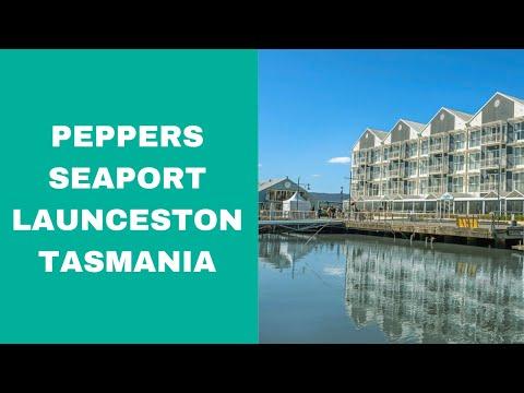 Peppers Seaport Hotel - Launceston Tasmania
