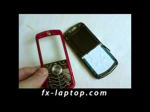 Disassembly Motorola RIZR L7 - Battery Glass Screen Replacement