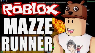 Roblox - The Maze Runner #2