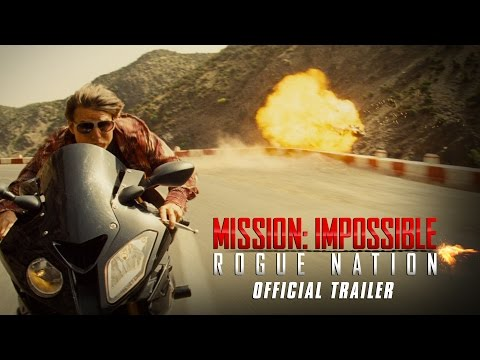 Mission: Impossible Rogue Nation Trailer 2 streaming vf
