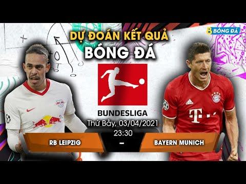 SOI KÈO, NHẬN ĐỊNH BÓNG ĐÁ HÔM NAY LEIPZIG VS BAYERN MUNICH 23h30, 3/4/2021 - vòng 27 Bundesliga