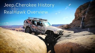 Jeep Cherokee History, RealHawk Overview, Our Thoughts on the XJ - JcrOffroad