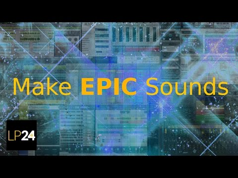 Make EPIC music instantly (for EDM, film music, hip hop, chillout, ambient)