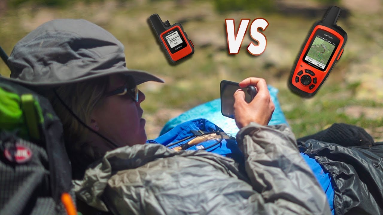 The InReach Mini vs The InReach Explorer+ For Backpacking After Using Both Over A Year