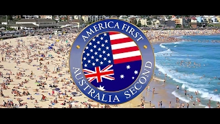 America First, Australia Second/ Australia Welcomes Trump In His Own Words (Official) thumbnail