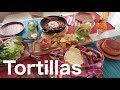 tortillas トルティーヤの作り方 の動画、YouTube動画。