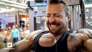 Kris Gethin's Killer Lower Chest Workout