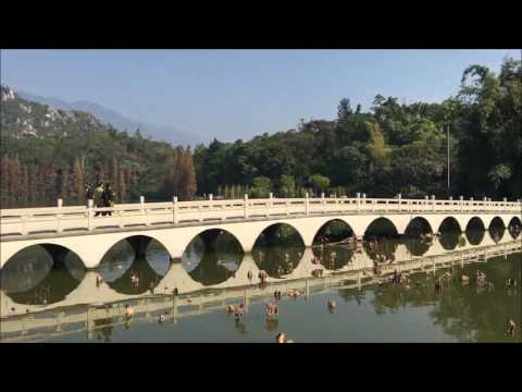 Zhaoqing city - Part 2   Parks and Landscapes