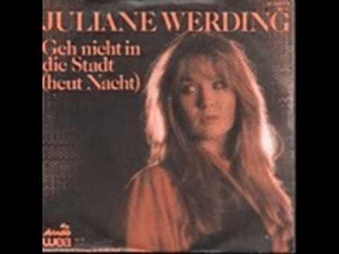 Juliane Werding Geh nicht in die stadt