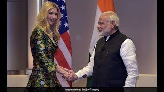 Ivanka Trump ,daughter of  Donald Trump to attend GES-2017 in India in November