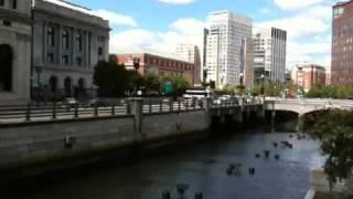 Canal Walk - Providence, Rhode Island