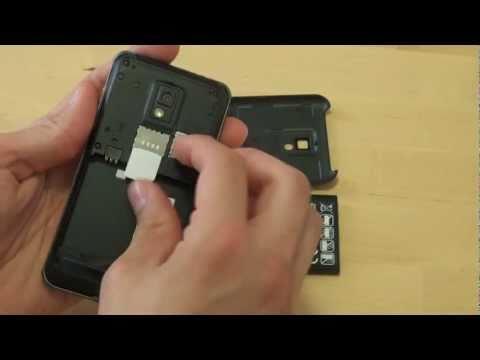 LG P990 Optimus Speed 2X Test Erster Eindruck