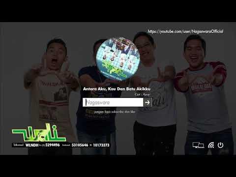 Wali - Antara Aku, Kau Dan Batu Akikku (Official Audio Video)