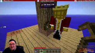 Minecraft Modded Sky Factory Ep 1