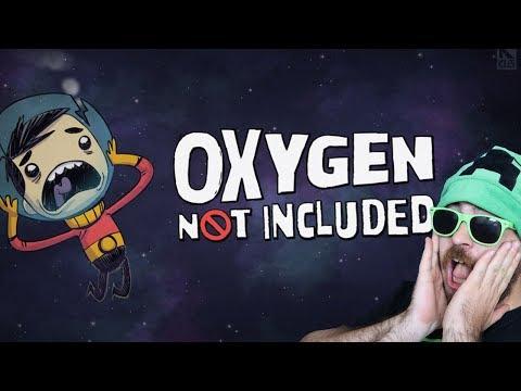 SONO TUTTI STRESSATI! Oxygen Not Included E3 - Long PLay