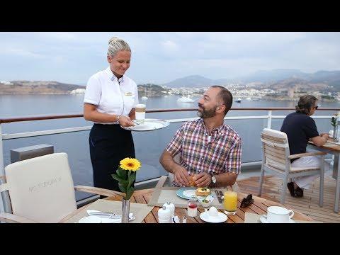 Hapag-Lloyd Cruises – Fine dining on board MS EUROPA 2