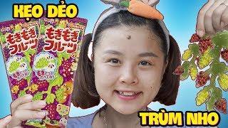 Trò Chơi Ăn Kẹo Dẻo Trùm Nho Ngon Tuyệt ❤ KN CHENO