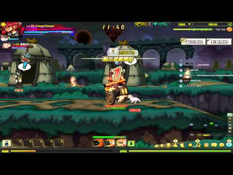 Luc - 【12/28 Streaming】Elsword - Leveling up Magic Knight