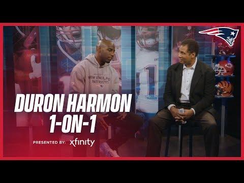 Duron Harmon on Linebackers 'Boogeyman' Nickname    Patriots 1-on-1