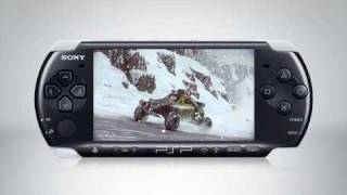 Motorstorm Arctic Edge PSP trailer