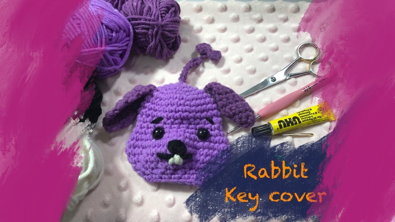 Cat Keychain Crochet Amigurumi Cat Keyring Kitty key Holder | Etsy | 720x1280