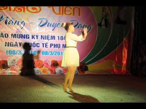 múa đơn nữ - tự nguyện