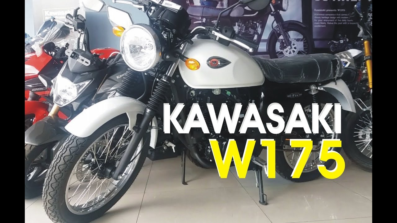 Kawasaki W175 Paduan Modern Klasik Cocok Yang Suka Touring Auto