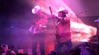 Los Coronas - Jinetes Radioactivos (en directo)
