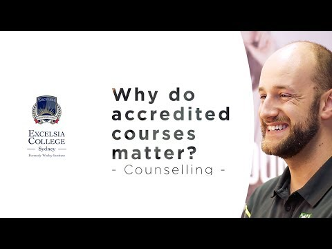 Why do accredited courses matter?
