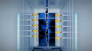 Инновации в порошковой покраске от фирмы Gema (Швейцария)(, 2013-10-01T12:00:40.000Z)