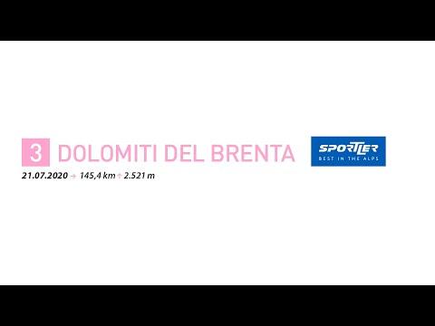 """3° Stage """"Dolomiti del Brenta 2020 - Volo d&..."""