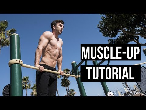 BAR MUSCLE-UP TUTORIAL by SIMONSTER