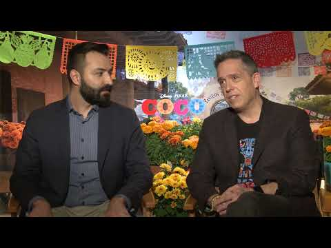 Backstage with COCO Creators Lee Unkrich & Adrian Molina Mp3