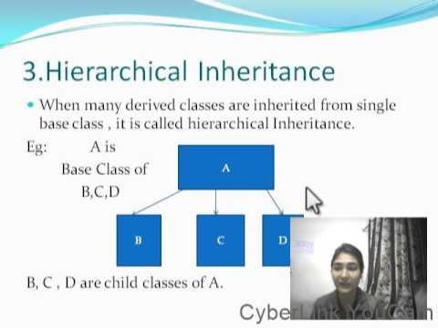 inheritance in object-oriented programming language  by priyanka roy
