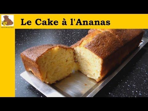 le-cake-à-l'ananas-(recette-facile-et-rapide)
